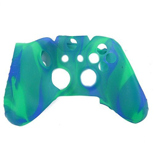 Reytid Xbox ONE Controller Skin Silicone Protective Rubber Cover Gel