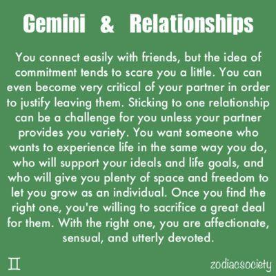 Gemini Relationship | Gemini. Horoscoop. Gedachten