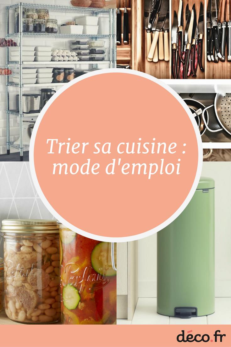 Nos 4 meilleurs conseils de tri pour (enfin !) y voir plus clair dans votre cuisine !
