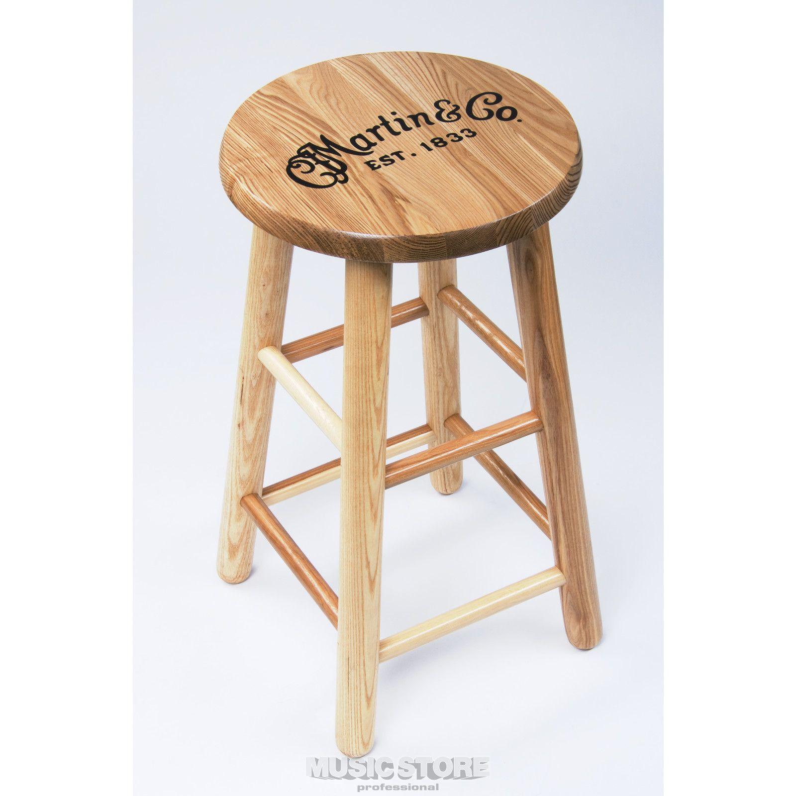 martin guitars barhocker 24 holz ca 62cm hoch haushalt wohnen sitzgelegenheiten. Black Bedroom Furniture Sets. Home Design Ideas
