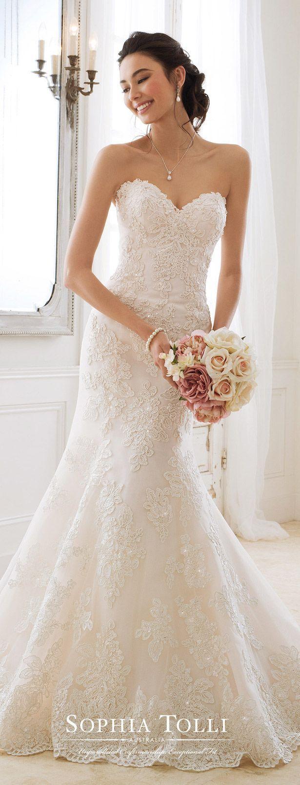 Sophia tolli wedding dress collection spring ideas para bodas