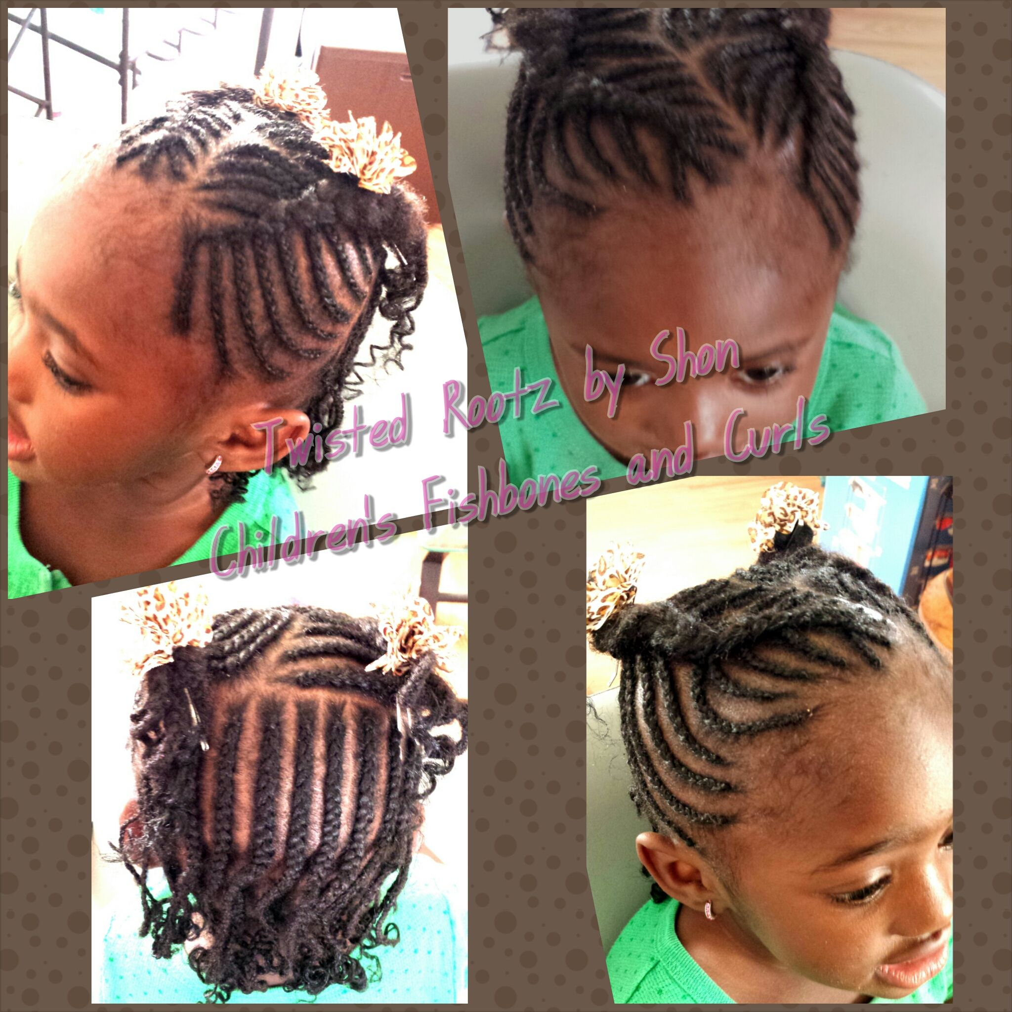 Childrenus mohawk with curls follow me on ig twistedrootzbyshon