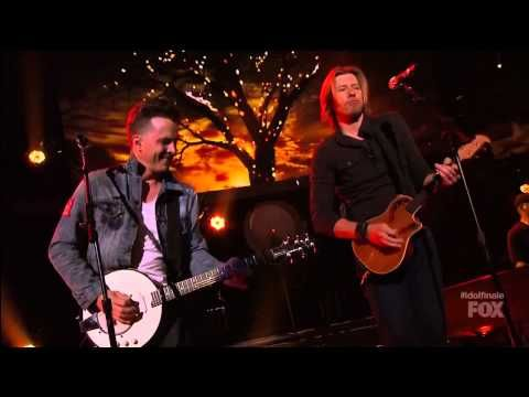 Keith Urban ' Little Bit Of Everything'   American Idol 2013 Live Finale