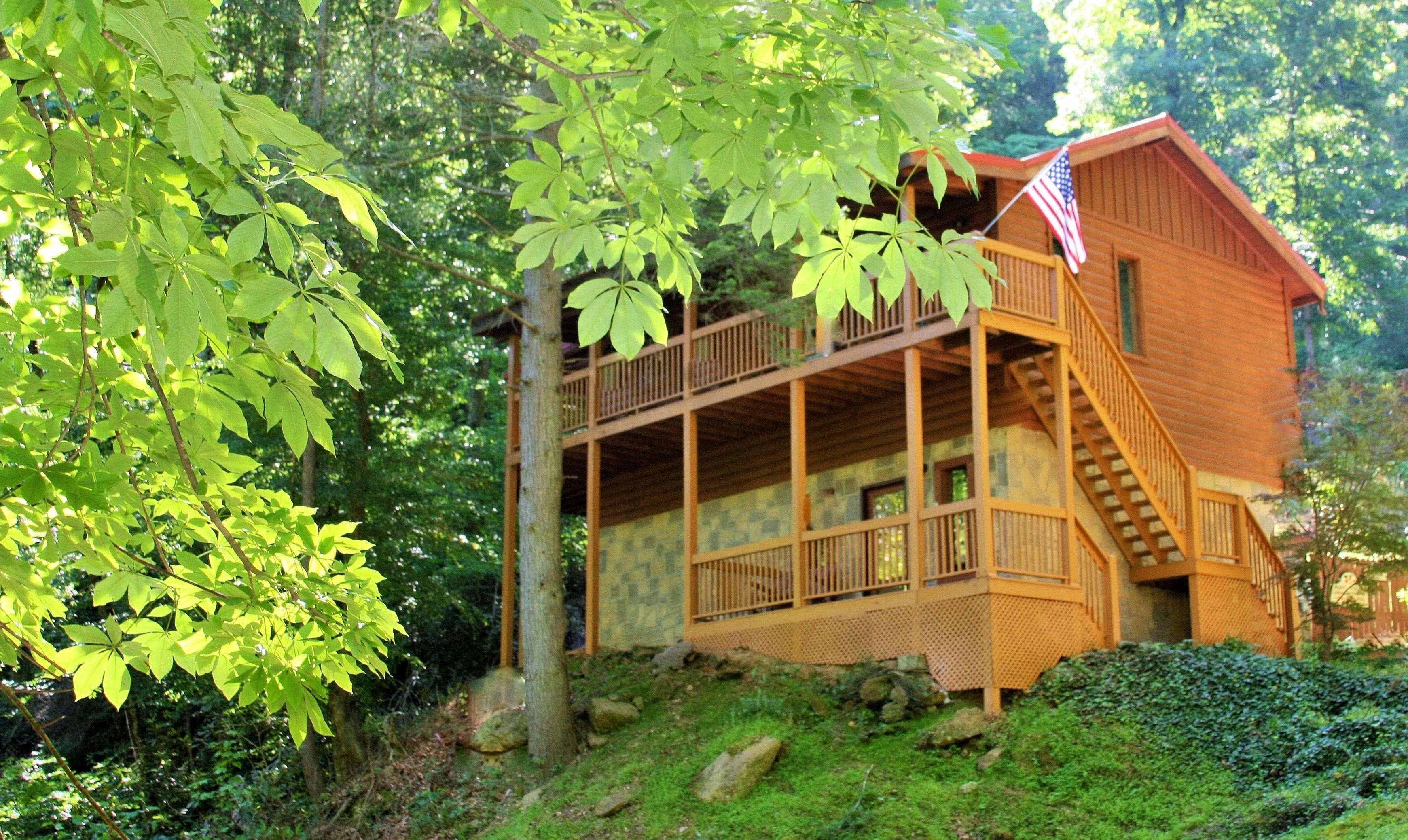 rent forge rentals for pool private tn rental cabins cabin with cheap in friendly luxury indoor gatlinburg pet pigeon