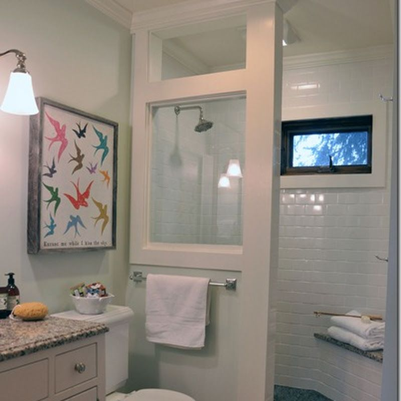 before and after farmhouse bathroom remodel - Free Bathroom Remodel