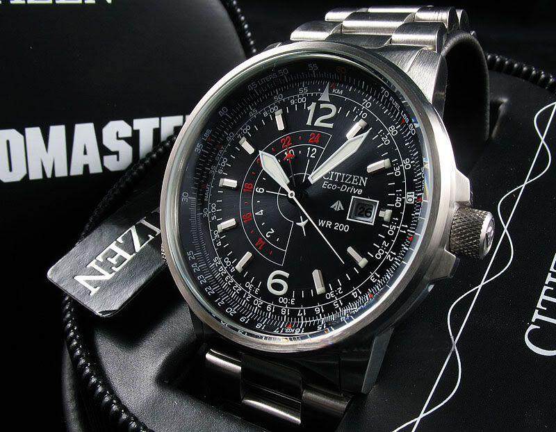 Citizen Nighthawk Wr200 Japanese Version F K Yeah Watches