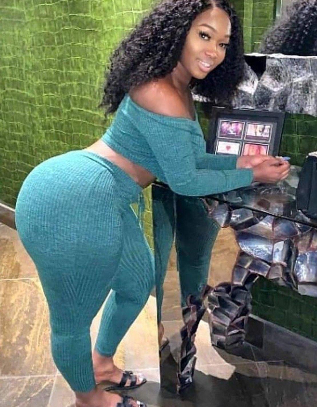 Thick Big Ass Ebony Teen