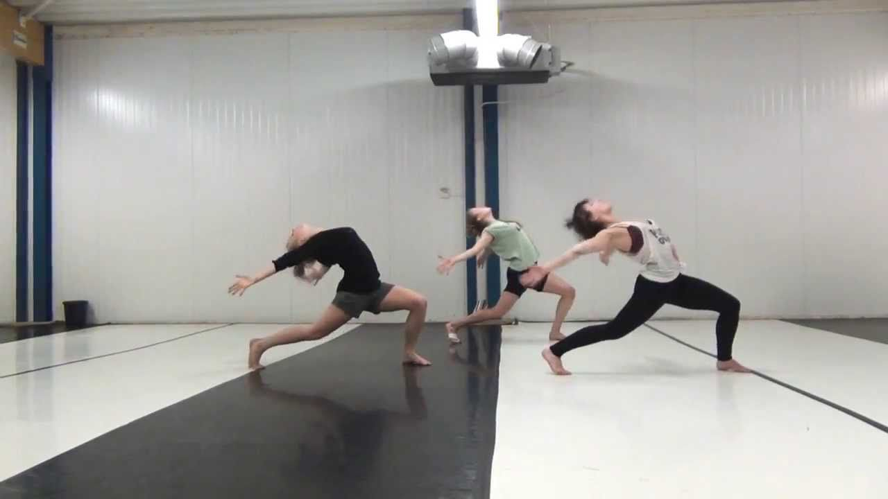 Daughter - Touch - Choreography Jeremy Lepine