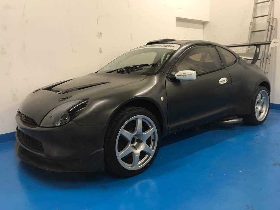 Looking For A Wrc Carbon Fibre Ford Puma Cosworth 2wd Rolling