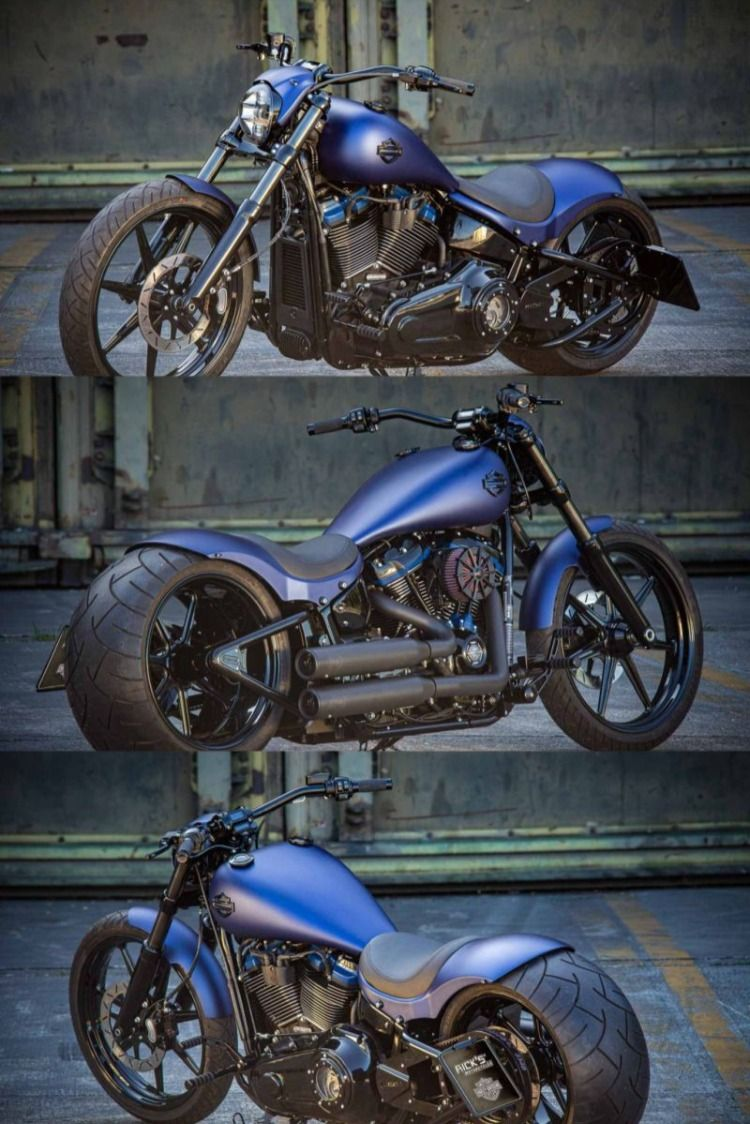 Harley-Davidson Breakout by Rick's Motorcycles