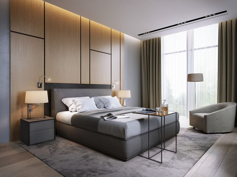 Bedroom ideas decor by Minotti | Variety is the word to define the ...