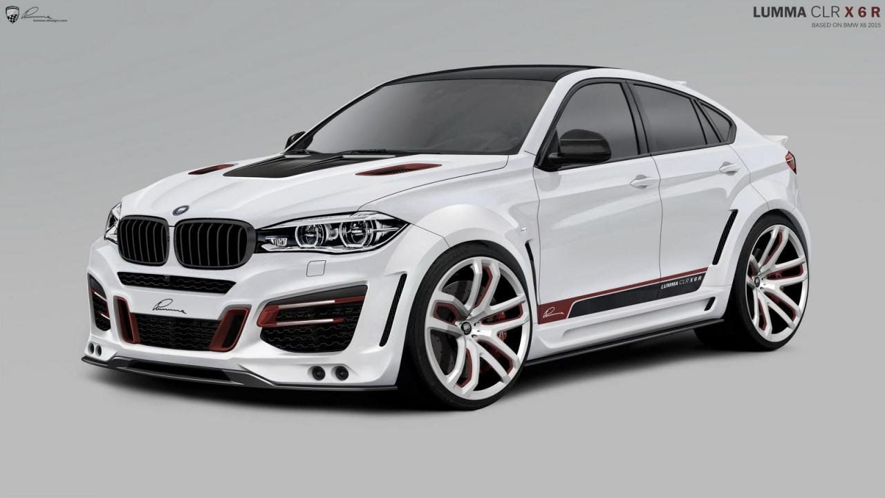 Car review: 2015 All-new BMW X6 xDrive50i & X6 M50d