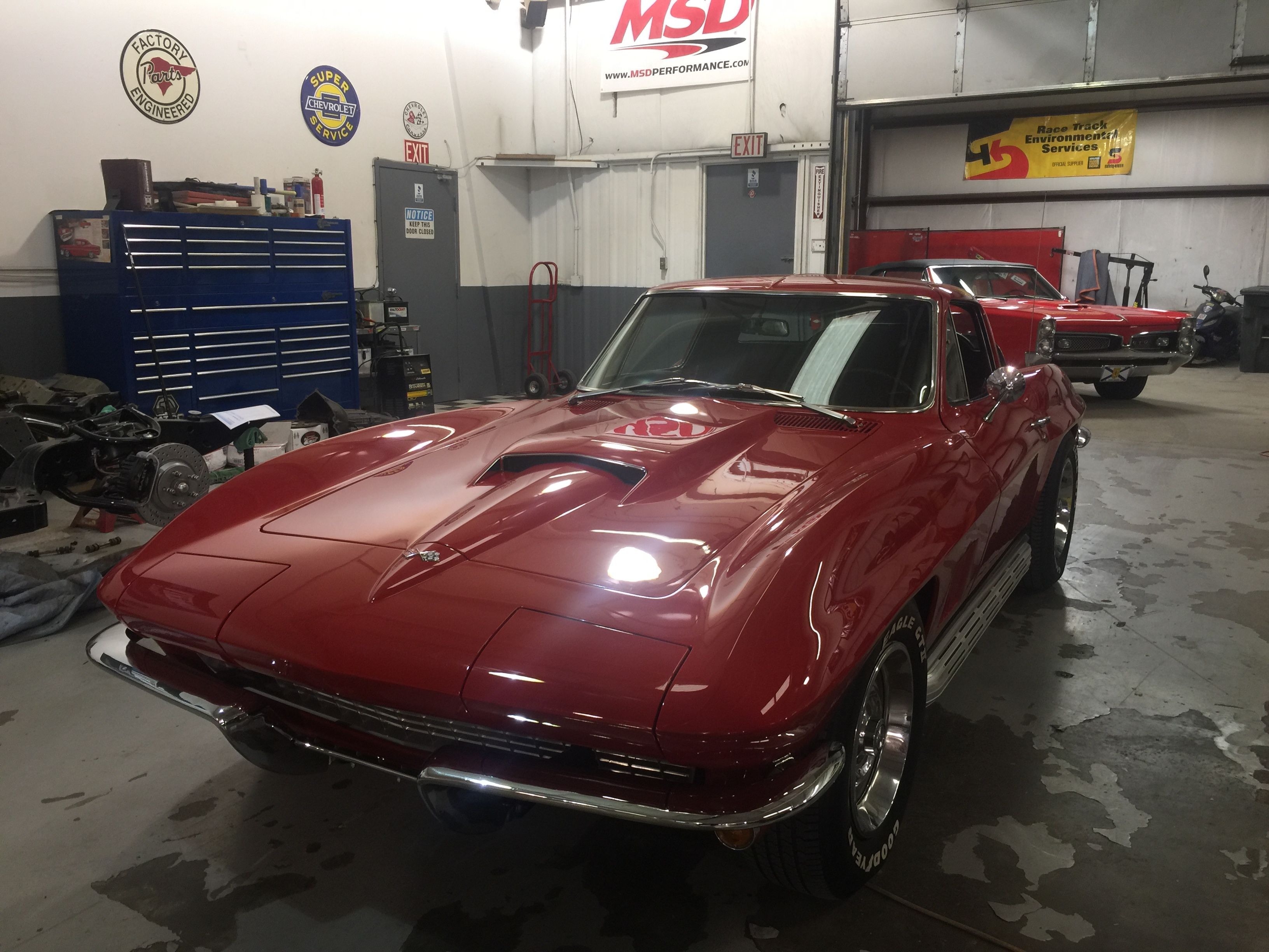 1967 Corvette Restoration And Performance By Quarter Mile Muscle