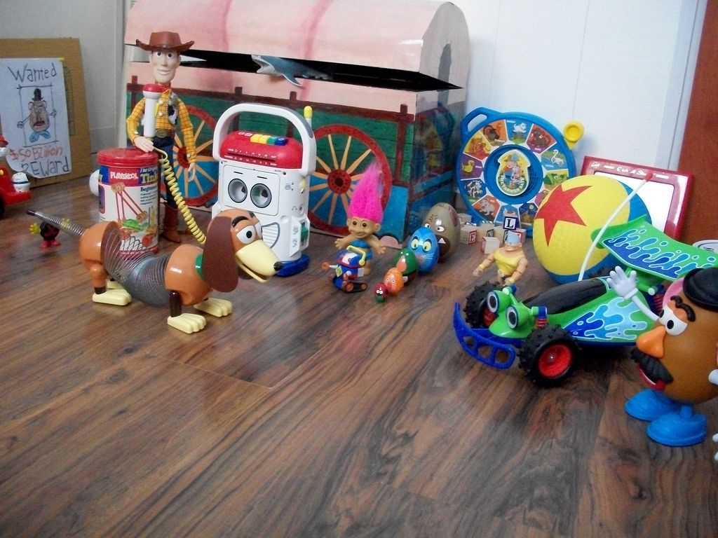 Jouet Toy Story Collection