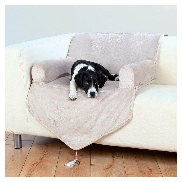 panier de chien blanc - Canape Pour Chien Grande Taille