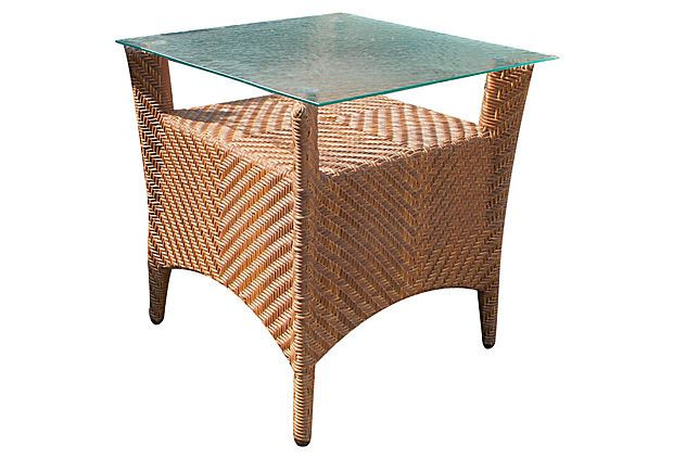 Islander End Table, Cute Outdoor Furniture
