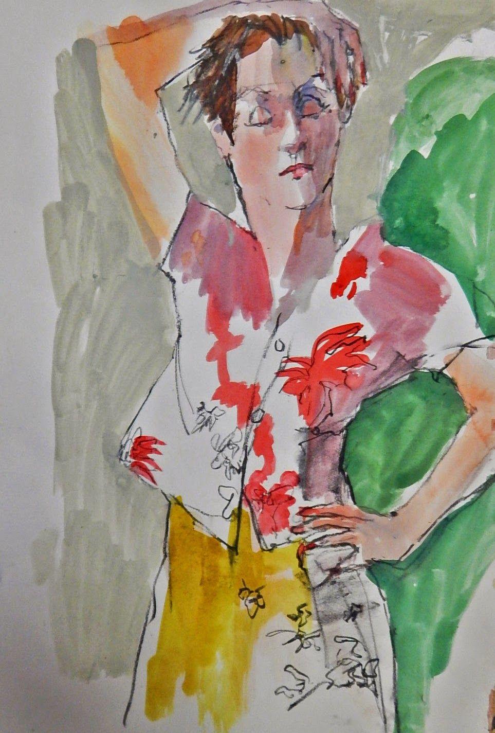 Liz Hill, Irreverent art... Art, Artist, Amazing paintings