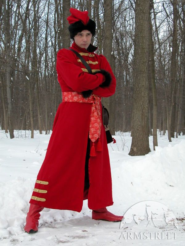 Traditional Russian Clothing For Men