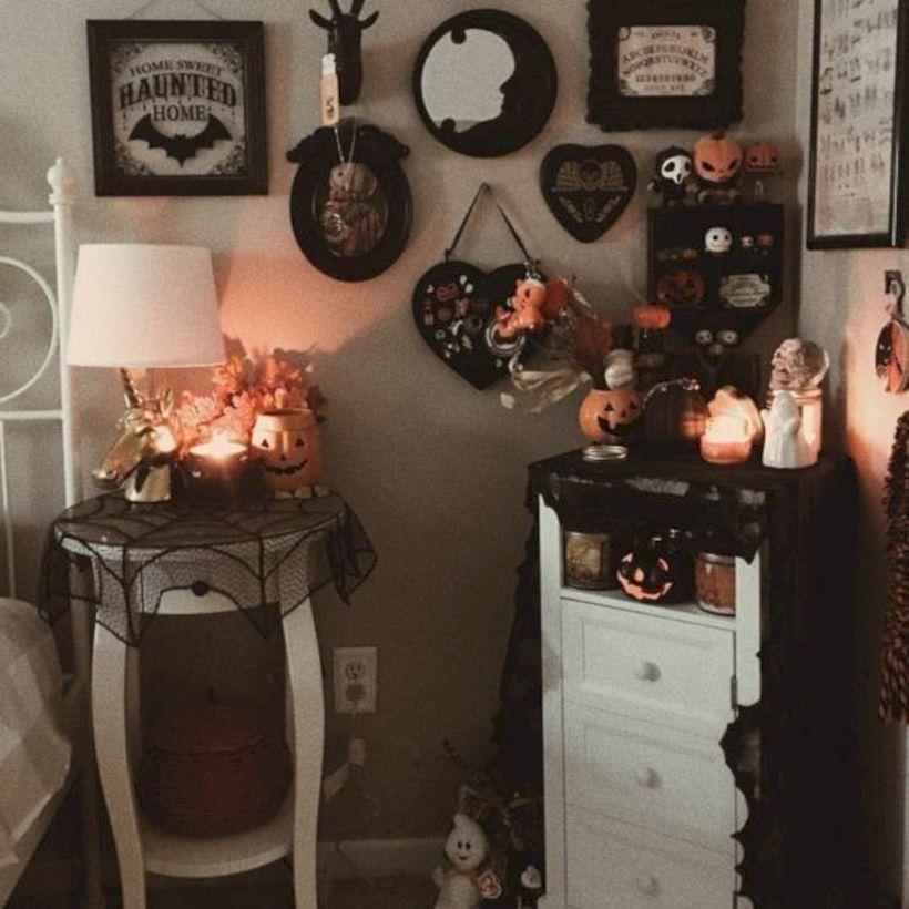 30 Cool Halloween Decor For Kids Room