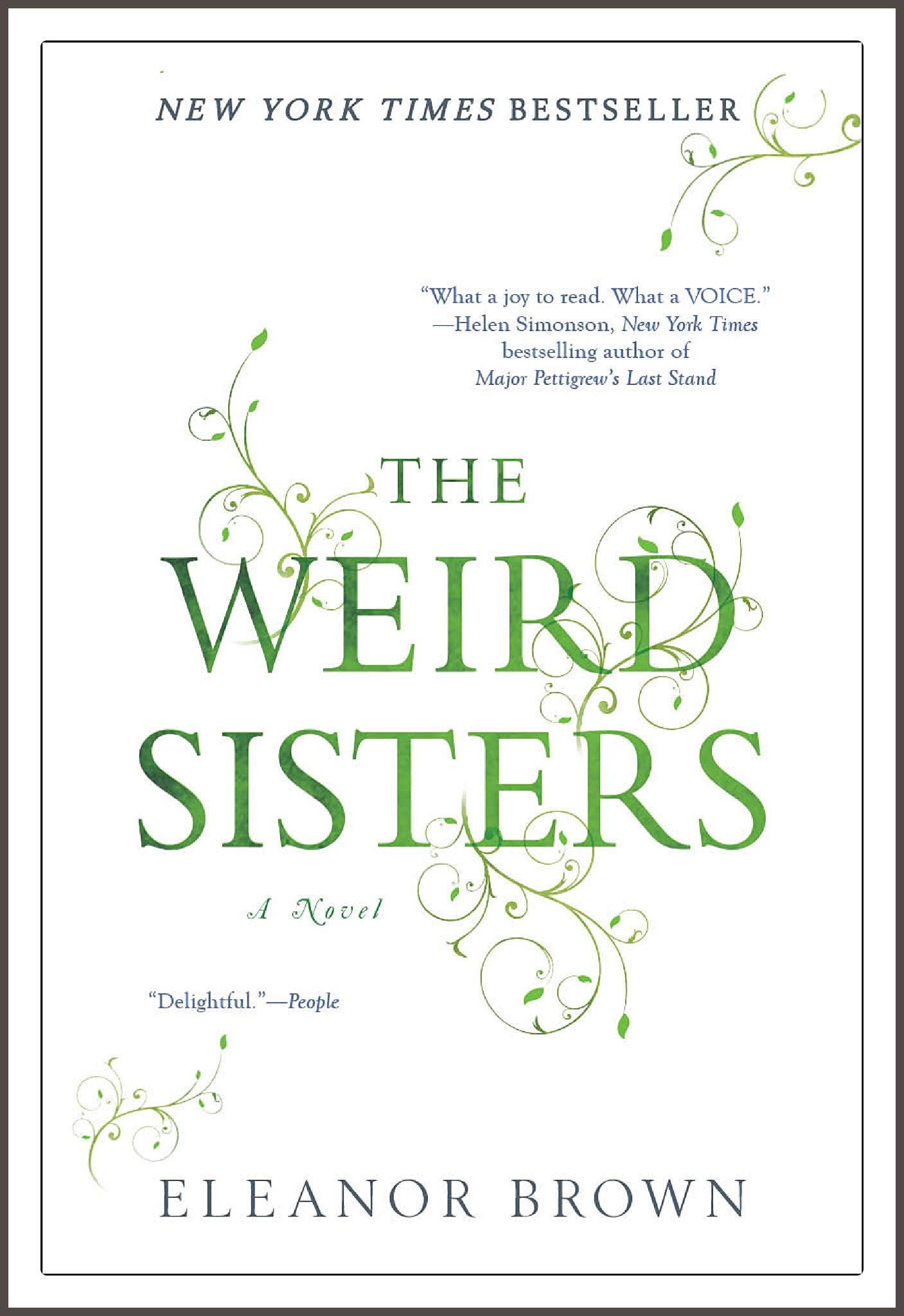 Book club pick this is a moving story of three sisters