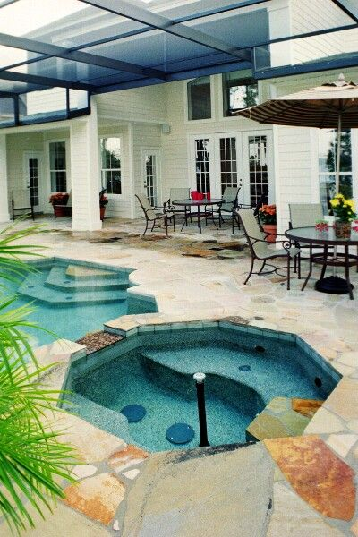 Awesome Natural Pool Designs Cocktail Pool Designs Deck Designs For Above Ground  Pools #Pools