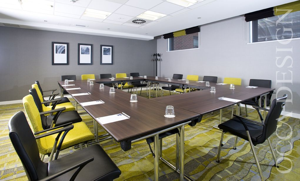 Hotel Interior Design Meeting Room Office Contemporary Hampton By Hilton