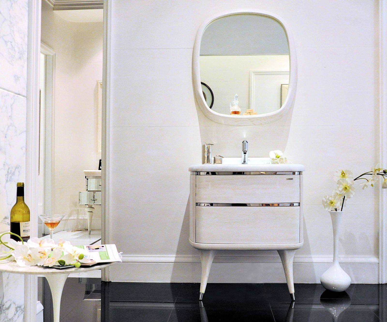 ADMC Bathroom Vanity Y-13, Smaller design, suitable for your small ...
