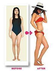 Short torso bikini 2