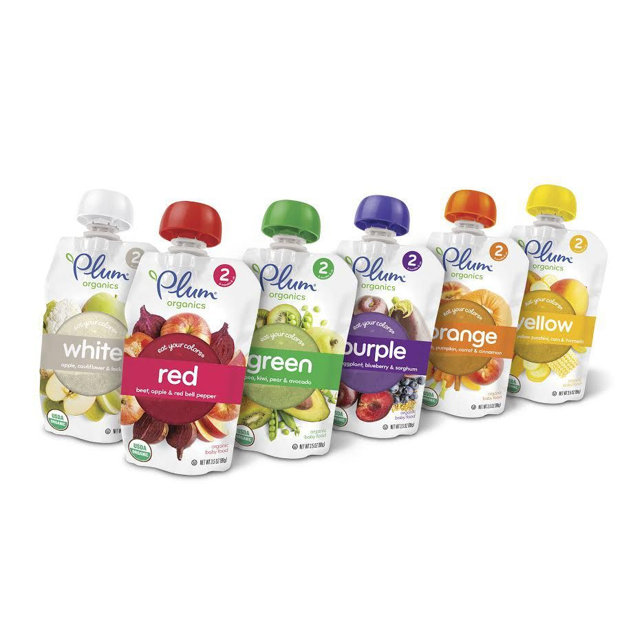 Plum organics eat your colors review giveaway plum