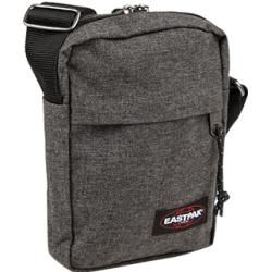 Photo of Eastpak Herren Crossbody-Bag, Mikrofaser, grau meliert EastpakEastpak