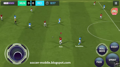 FIFA 14 Mod 18 v1 by Kitty Fc for android | footbal games