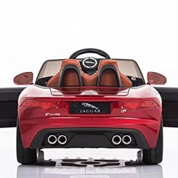 Jaguar Authorized Jaguar F Type 12v Luxury Kids Ride On Car Battery Powered Kids Ride On Toy Cars For Kids Jaguar F Type