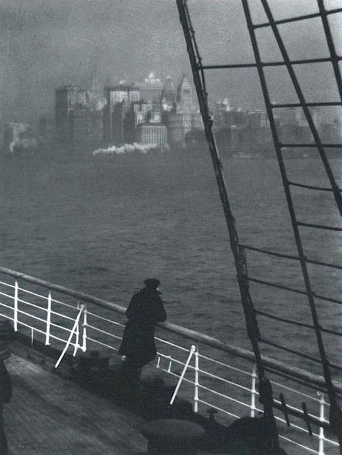 The City Of Dreams New York 1925 By Karl Struss Grandes