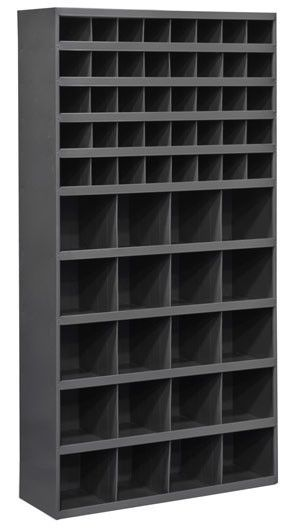 Model 730 95 12 Inch Deep 60 Bin Tall Cabinet Storage Storage Rack Storage Cabinet Shelves