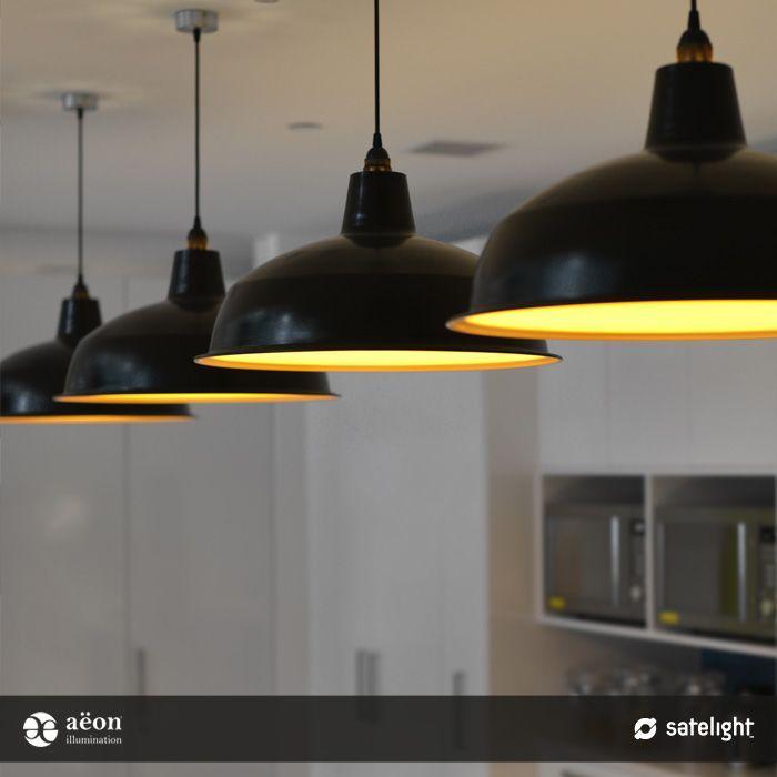 Large Industrial Pendant Lighting Campernel Designs