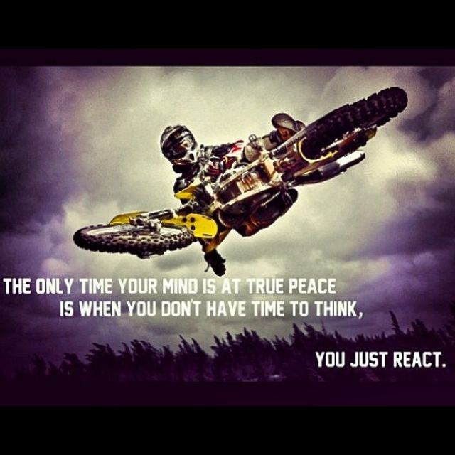 Mx quote   Motocross   Pinterest   Motocross and Dirt biking