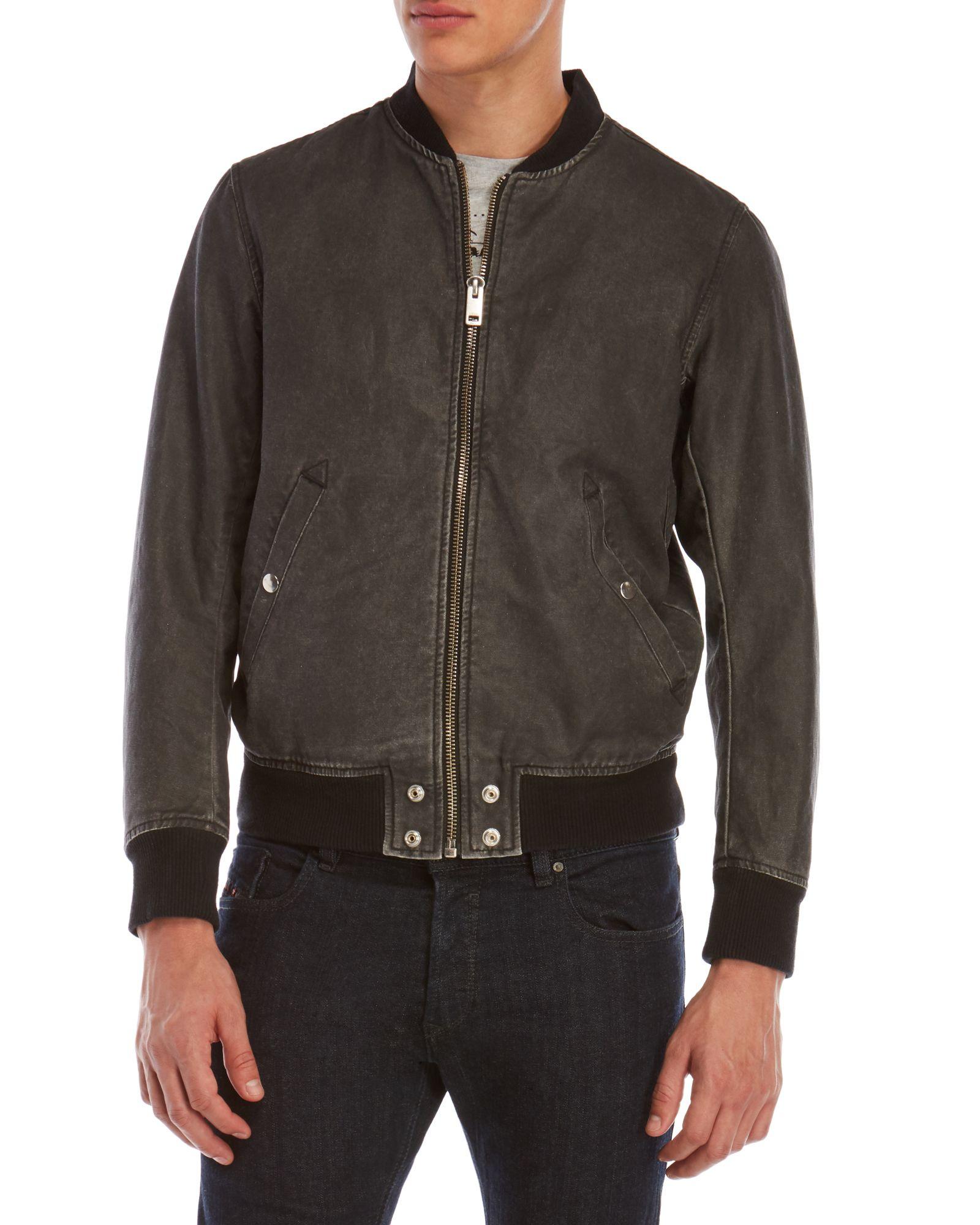 Diesel J-Holz Jacket *Apparel & Accessories* Holz