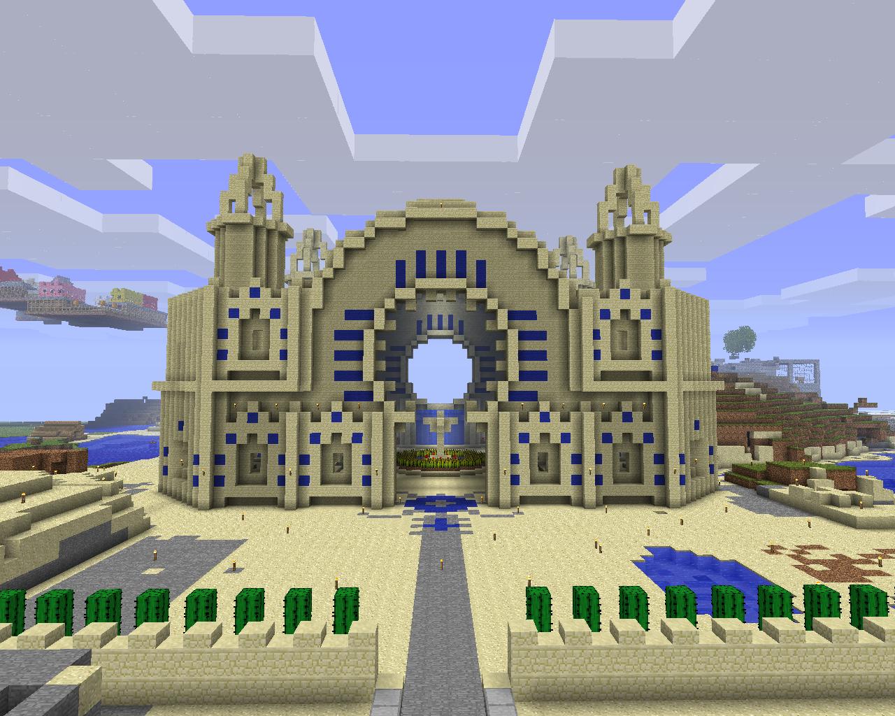 25+ best minecraft palace ideas on pinterest | minecraft amazing