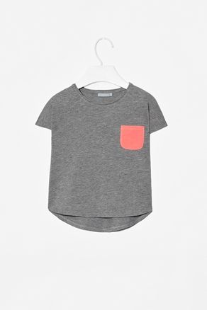 Cos Patch pocket top
