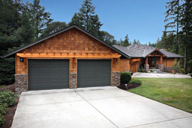 Garage Exterior Design Ideas - Google Search