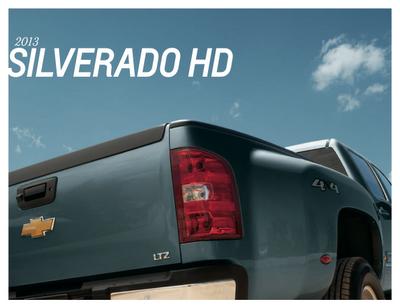 2013 Chevrolet Silverado Hd Brochure Download Silverado Hd