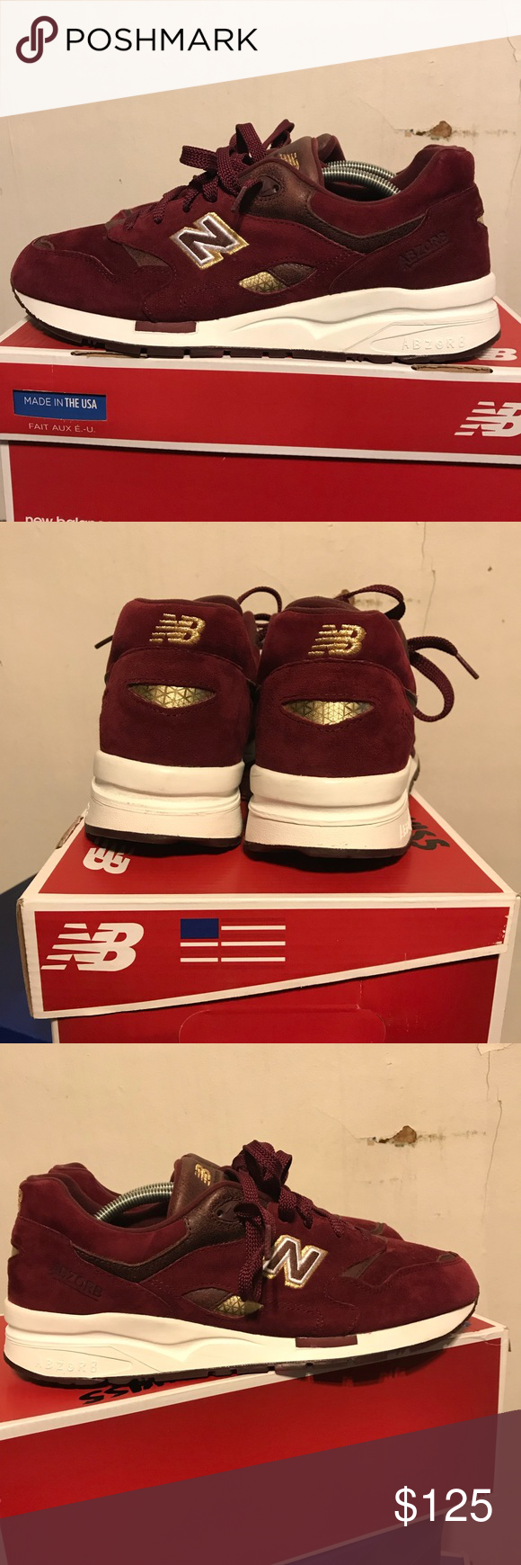 "New Balance 1600 x Ubiq ""Crown Jewel"" Condition 9-10 New Balance Shoes  Sneakers 6bfab67385"