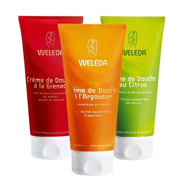 Weleda Cr 232 Me De Douche Shower Cream Cruelty Free