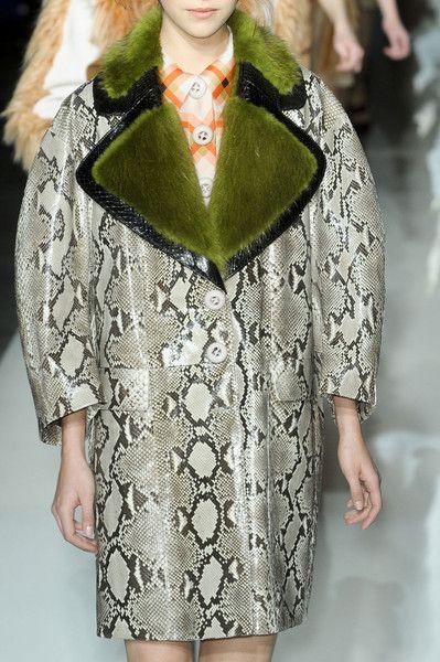 Prada at Milan Fashion Week Fall 2011
