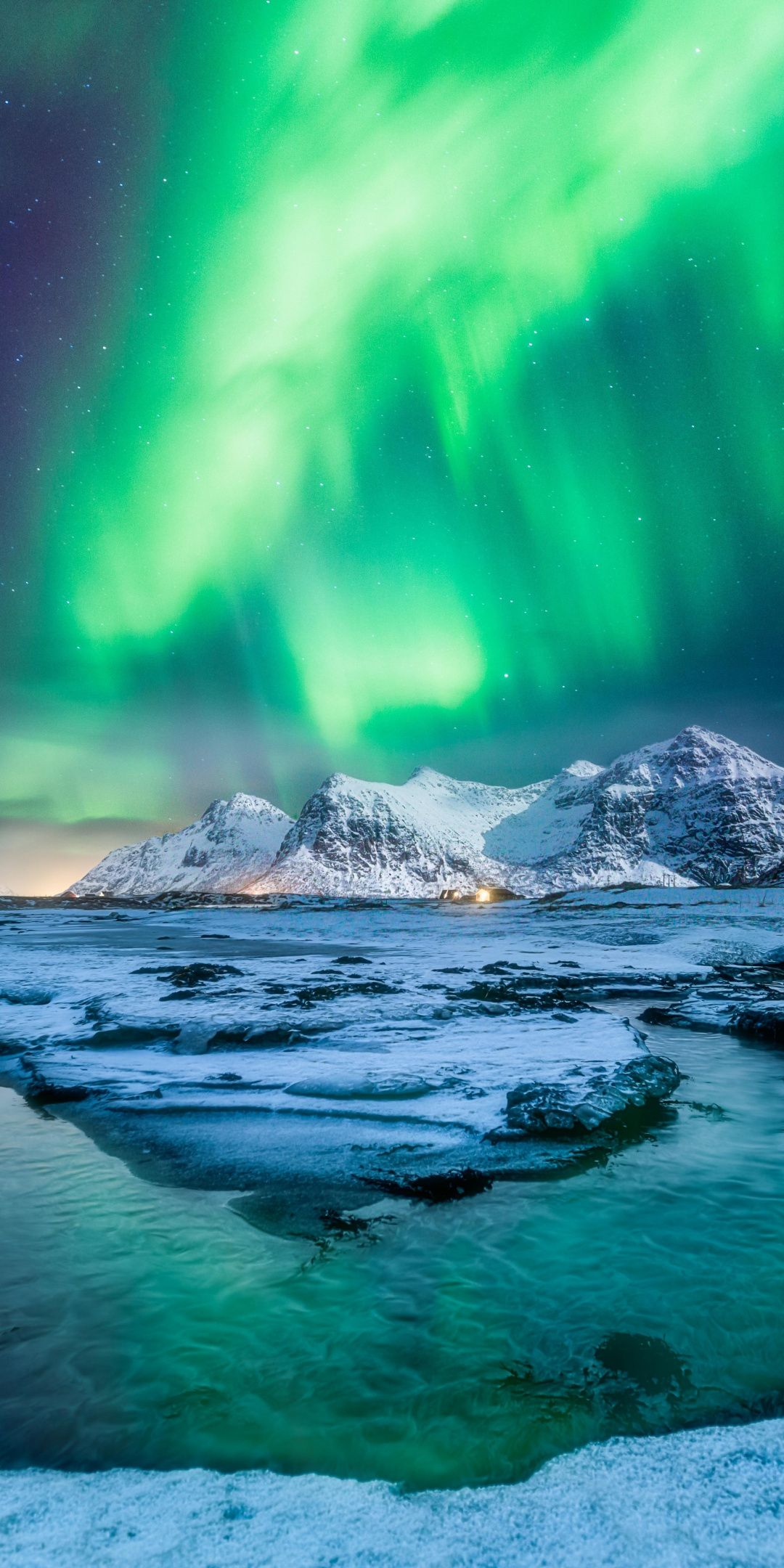 Northern Lights Coast Mountains Norway Wallpaper Northern Lights Wallpaper Norway Wallpaper Northern Lights