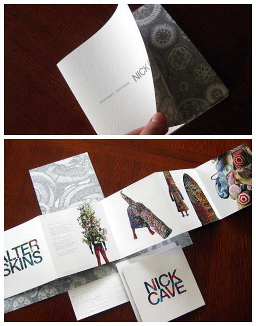 Printed Brochure Design Multiple Fold  Brochure Design