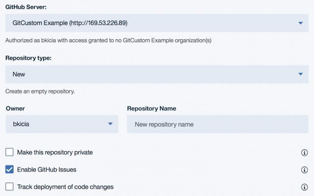 Customize Bluemix with your Git servers   IBM News   Ibm, Ios