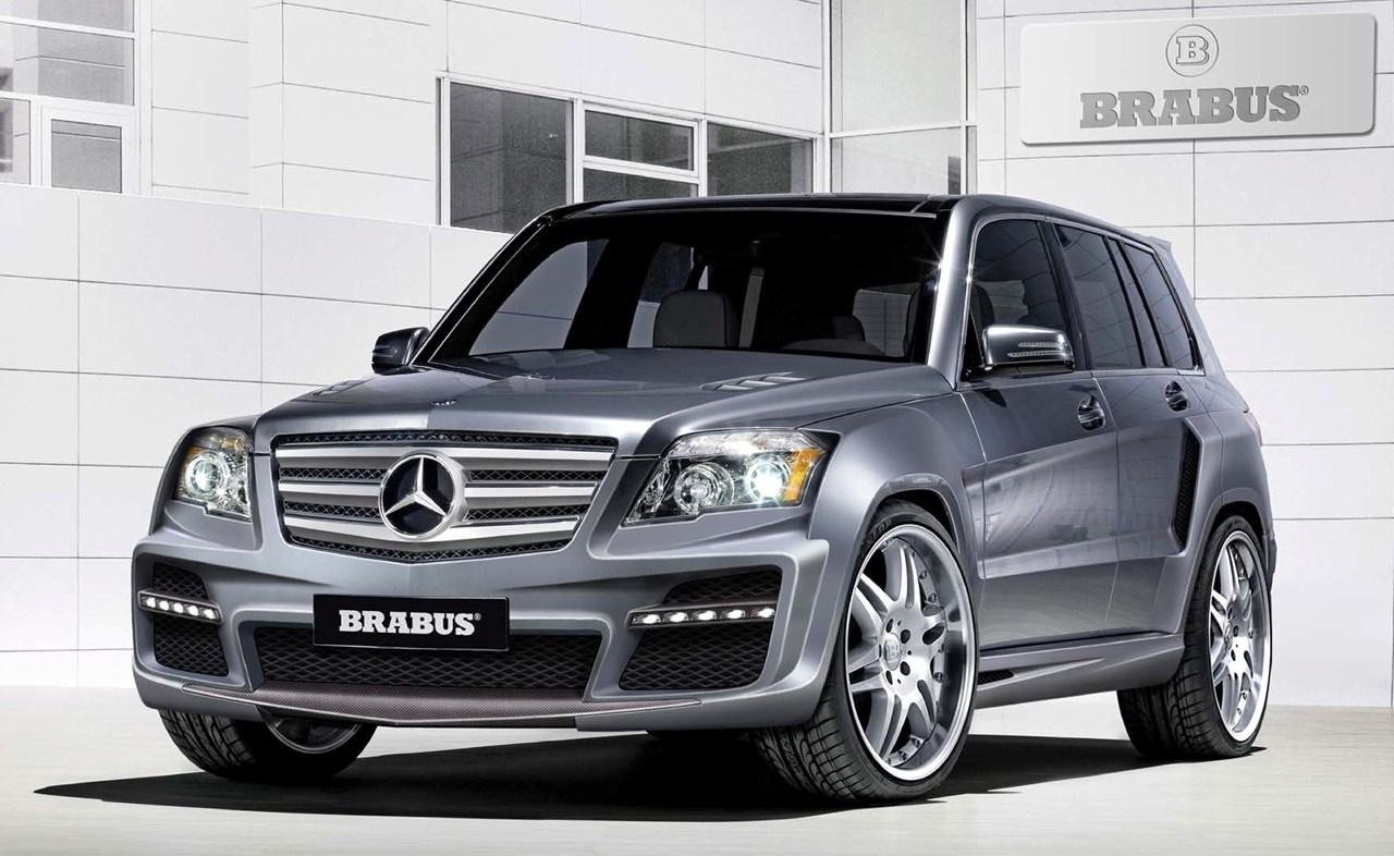 The four mercedes benz glk sema concepts showcase the bold expressive nature of the glk luxury suv prior to its official showro