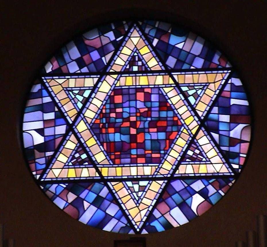 The Dodge Star And Jewish History: The Luxembourg City Great Synagogue, Dedicated 60 Years