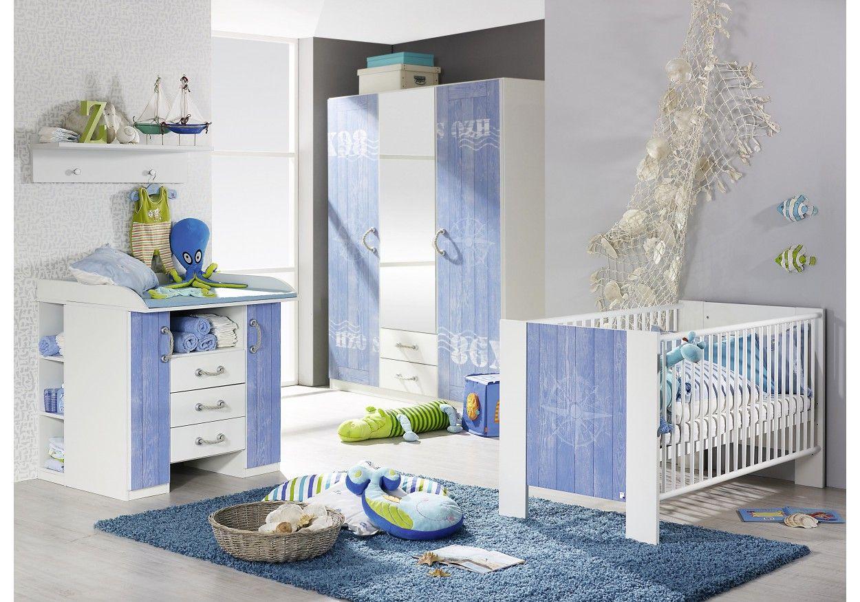 Dieses Babyzimmer lässt keine Wünsche offen. Ein komfortabler ...